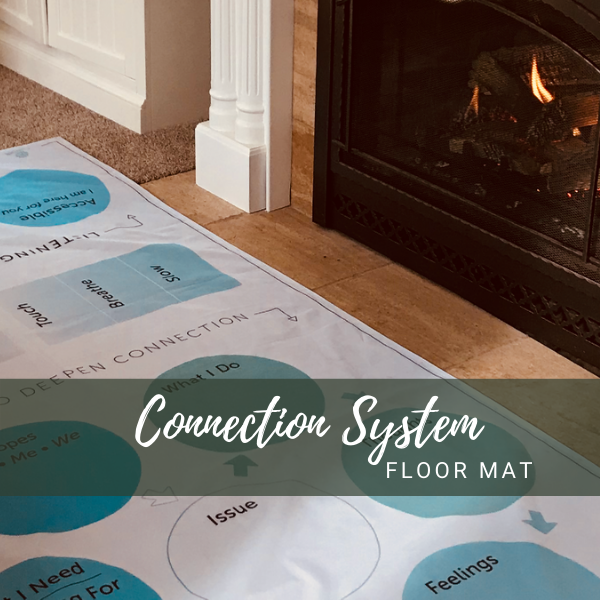 connection system communication twister floor mat