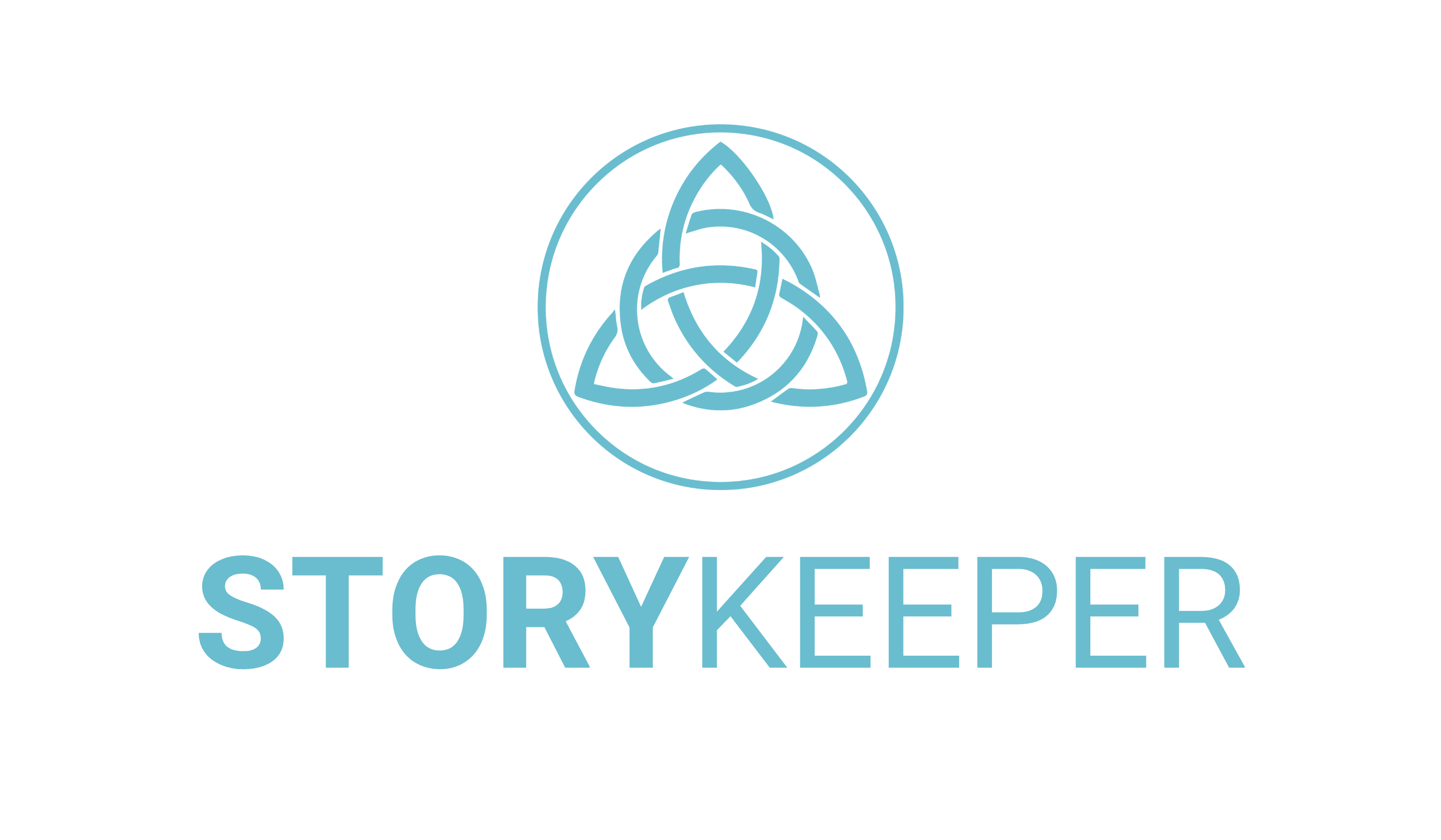 STORYKEEPER LOGO STACKED