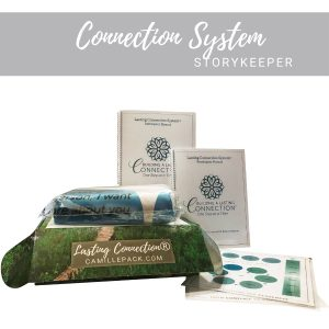 Connection System Floor Mat, Touch Mat, and Workbooks